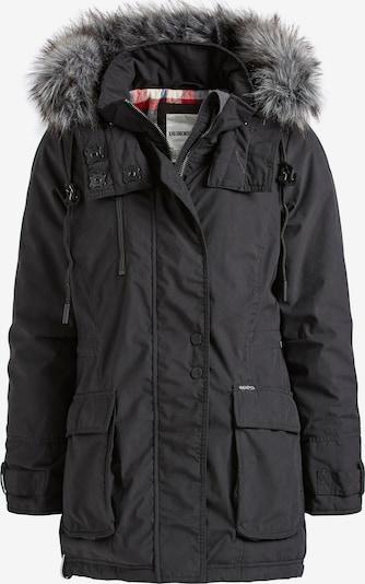 khujo Mantel 'PONIA' in schwarz, Produktansicht