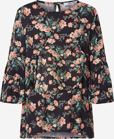ABOUT YOU Bluse 'Maren' in mischfarben / schwarz, Produktansicht