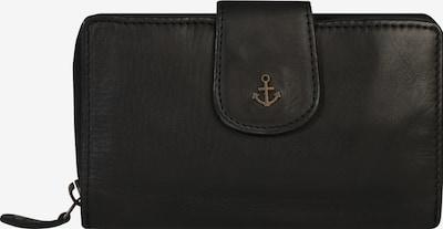 Portofel 'Linn' Harbour 2nd pe negru, Vizualizare produs