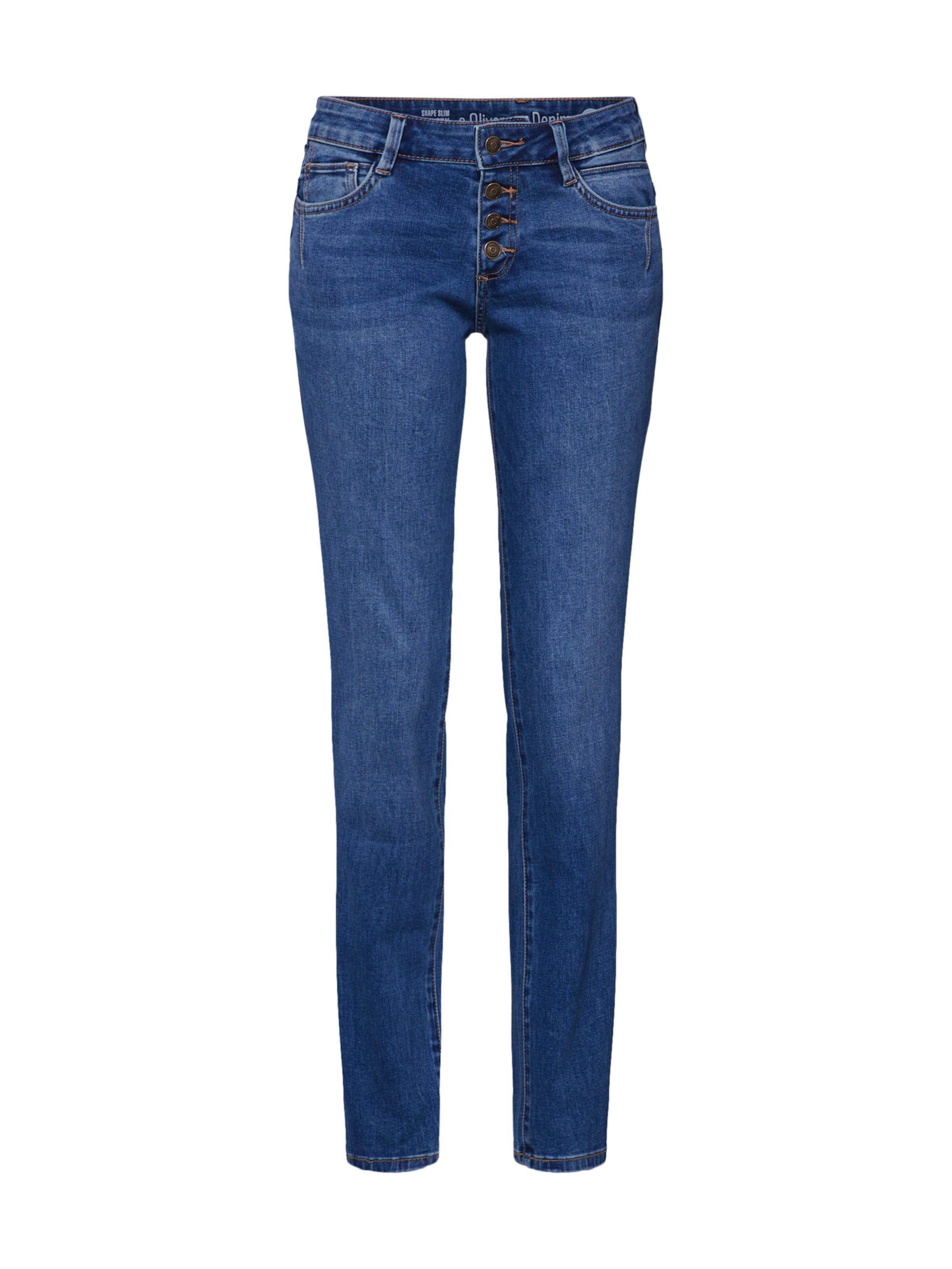 Blue S In oliver Red Label Jeans Denim Lc5q3AS4Rj