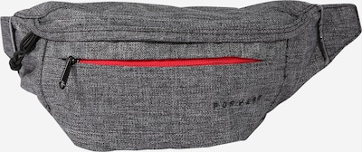 Forvert Tasche 'Melange Levi' in dunkelgrau, Produktansicht