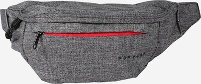 Forvert Torbica za okrog pasu 'Melange Levi' | temno siva barva, Prikaz izdelka