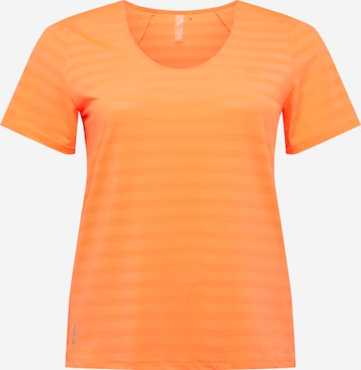 Only Play Curvy Sportshirt 'SUE' in koralle, Produktansicht