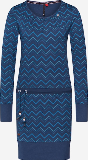 Ragwear Šaty 'ALEXA ZIG ZAG' - modrá džínovina, Produkt
