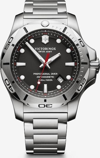 VICTORINOX Analoog horloge 'I.N.O.X. Professional Diver' in de kleur Antraciet / Zilver, Productweergave
