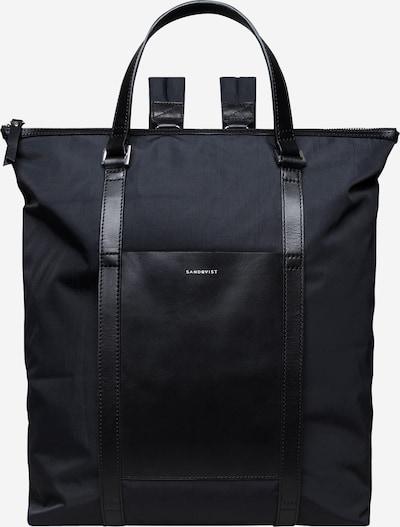 SANDQVIST Rucksack 'MARTA' in schwarz, Produktansicht