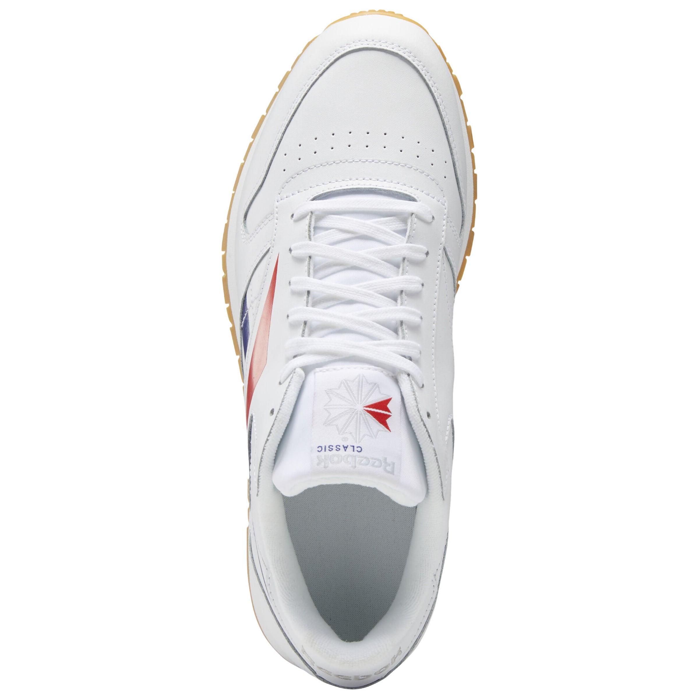 Sneaker MarineRot Reebok Weiß In Classic PTkuOXZi