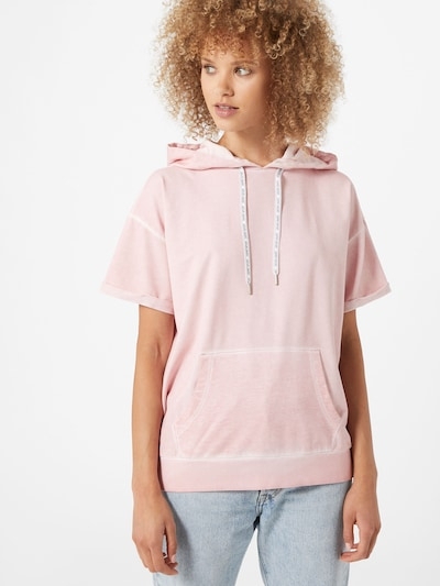 ESPRIT SPORT Bluzka sportowa w kolorze różowy pudrowym: Widok z przodu