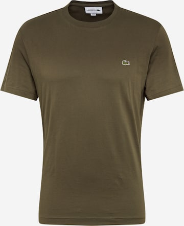 T-Shirt LACOSTE en vert