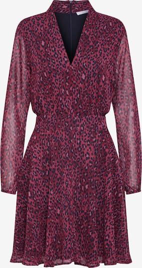 Freebird Kleid in burgunder / schwarz, Produktansicht