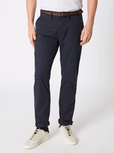 TOM TAILOR Hose in nachtblau, Modelansicht