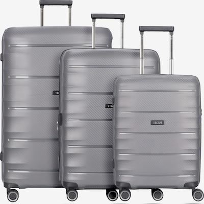 TITAN Ensemble de bagages en gris, Vue avec produit