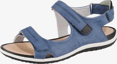 GEOX Sandale 'Vega' in taubenblau, Produktansicht