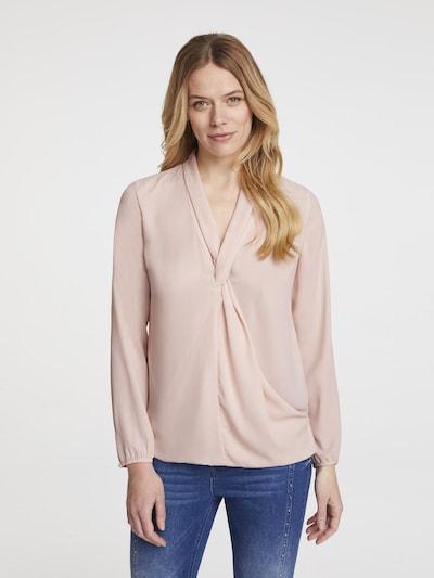heine Bluza   puder barva, Prikaz modela