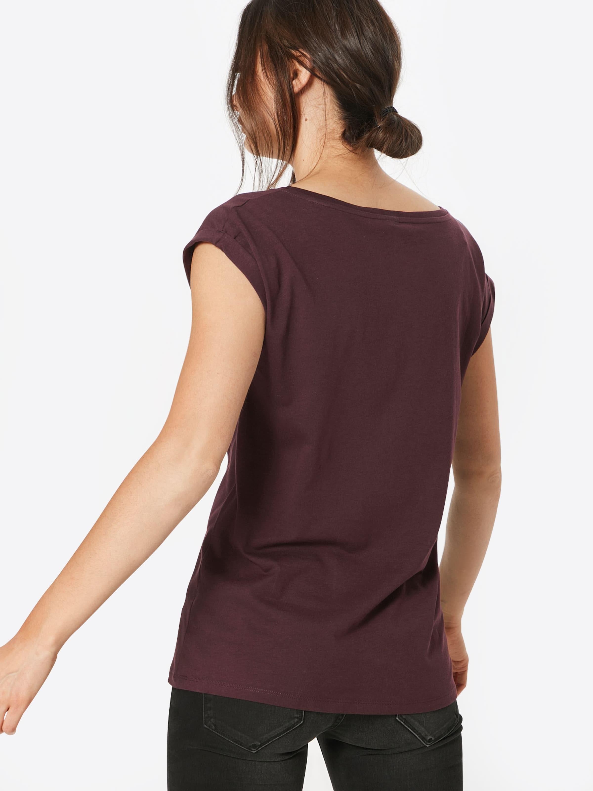 T En Aubergine 2' shirt 'skateowl Iriedaily YfvbyIg76