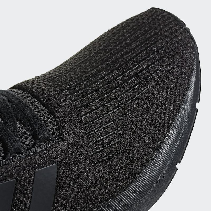 Run' En Noir Basses Originals 'swift Adidas Baskets rBCoxdeW