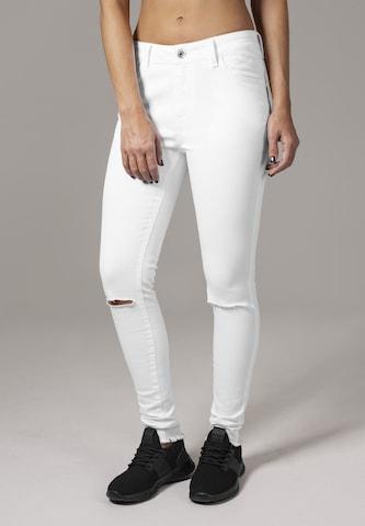 Urban Classics Jeans in White