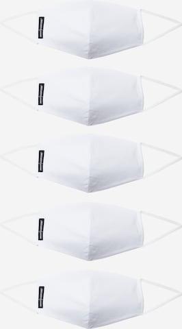 Masque en tissu 'Lexa' ABOUT YOU en blanc