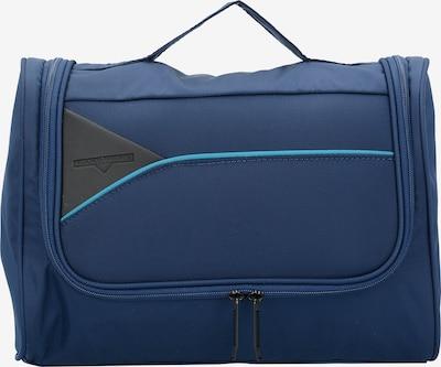 Hardware Kulturbeutel 'Skyline 3000' (32 cm) in blau, Produktansicht
