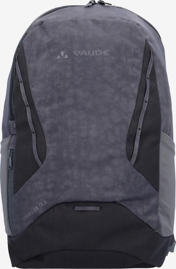 VAUDE 'Omnis DLX 22' Rucksack 45 cm mit Laptopfach in graphit / rauchgrau, Produktansicht