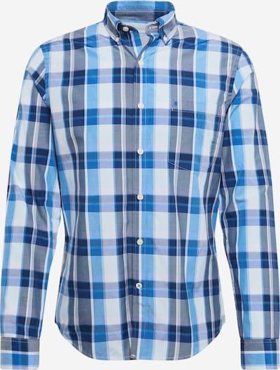 IZOD Hemd in royalblau / hellblau, Produktansicht