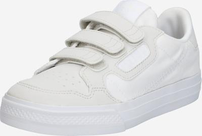 ADIDAS ORIGINALS Sneaker 'CONTINENTAL VULC CF' in weiß, Produktansicht