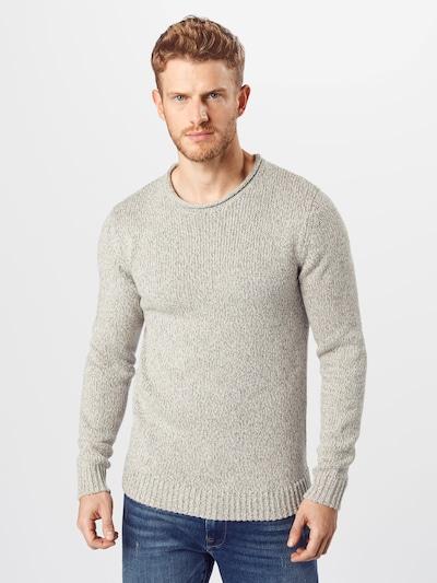 ESPRIT Sweter w kolorze szarym: Widok z przodu