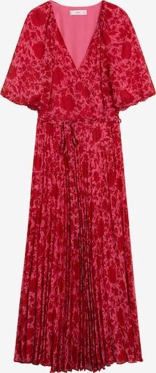 MANGO Robe 'Otto' en rose / fuchsia, Vue avec produit