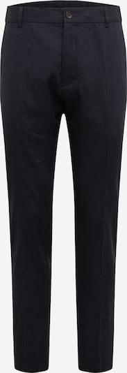 Esprit Collection Pantalon à plis en bleu foncé, Vue avec produit