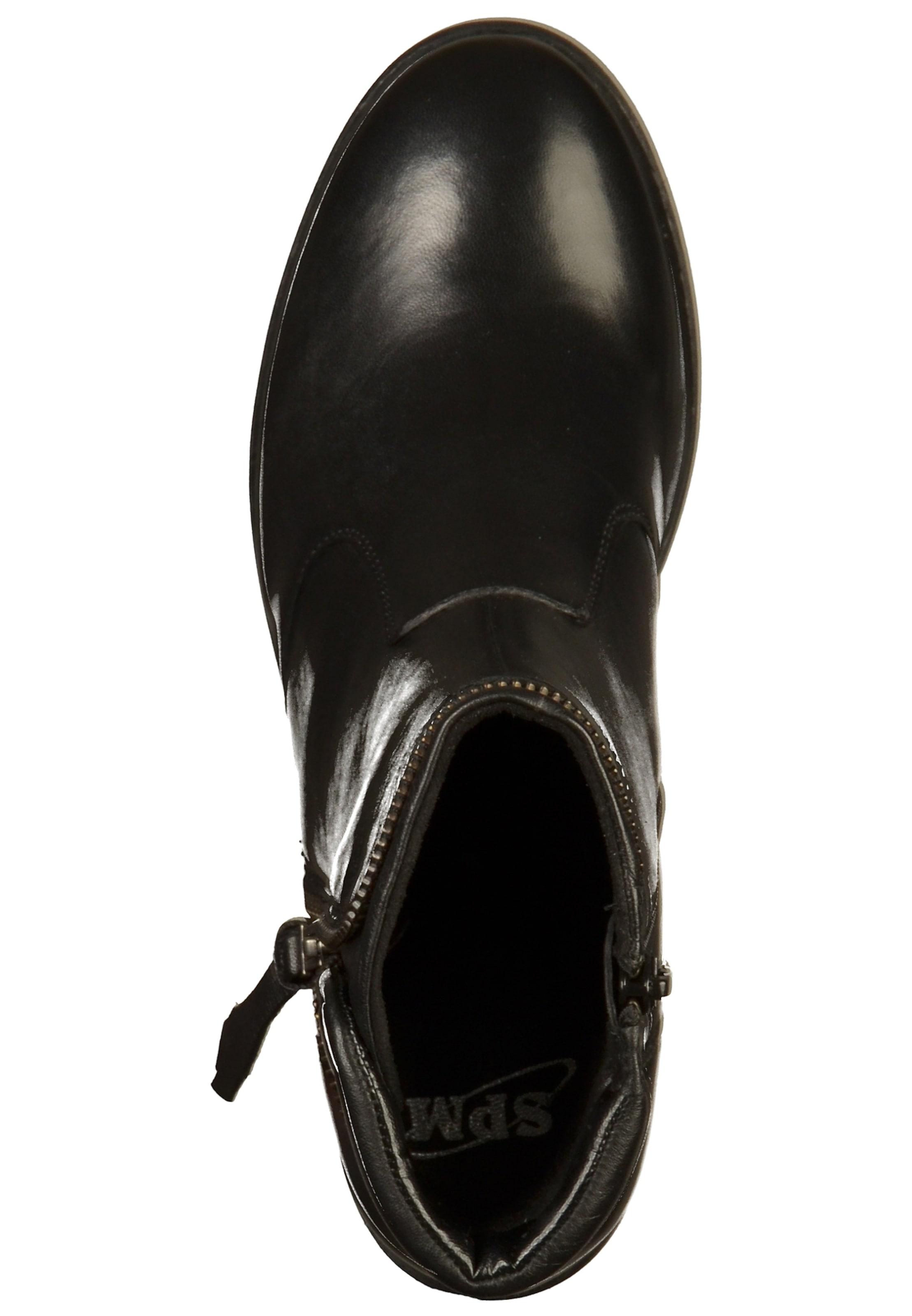 SPM Stiefeletten Sie Leder Verkaufen Sie Stiefeletten saisonale Aktionen 9a2d5f