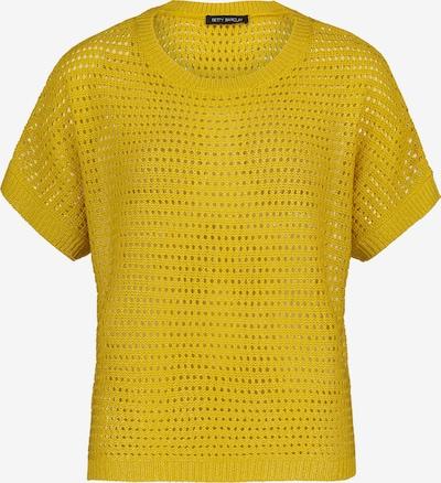 Betty Barclay Trui in de kleur Geel, Productweergave