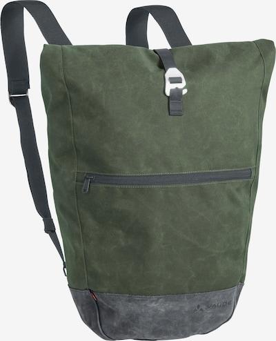 VAUDE Sportrucksack 'Tobel' in rauchgrau / khaki, Produktansicht