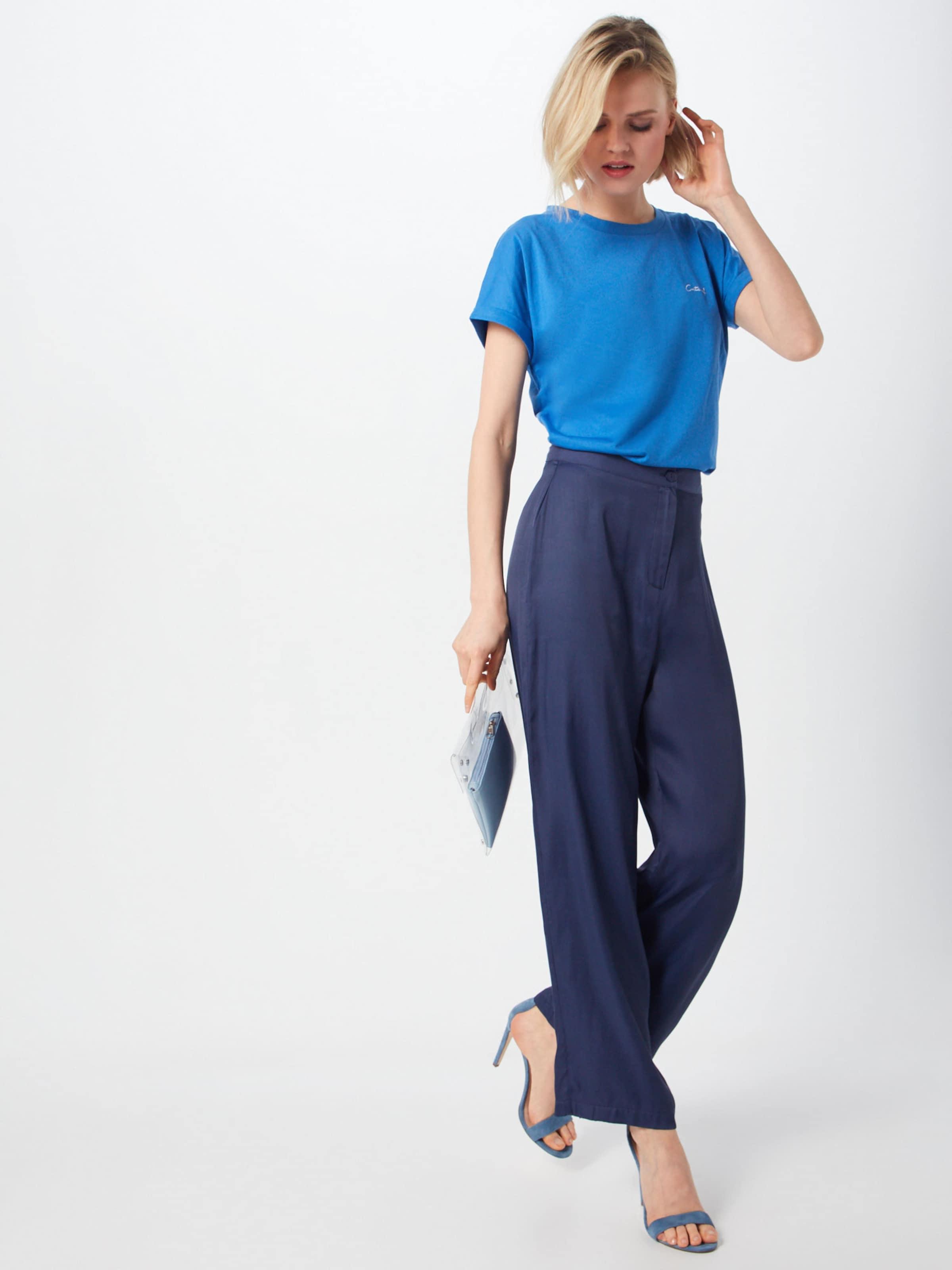 Lena Gercke By Foncé En Leger Pantalon Bleu 'ina' sdtQrCh