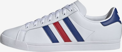 ADIDAS ORIGINALS Sneakers laag 'Coast Star' in de kleur Donkerblauw / Donkerrood / Wit, Productweergave