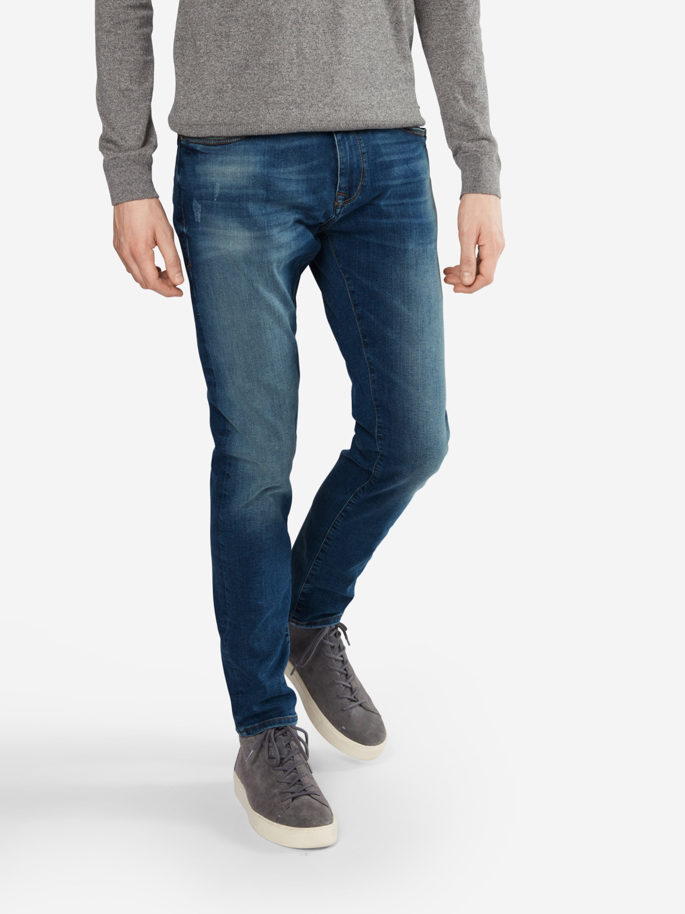 Jean 'james' Denim Mavi En Bleu nwvmN80