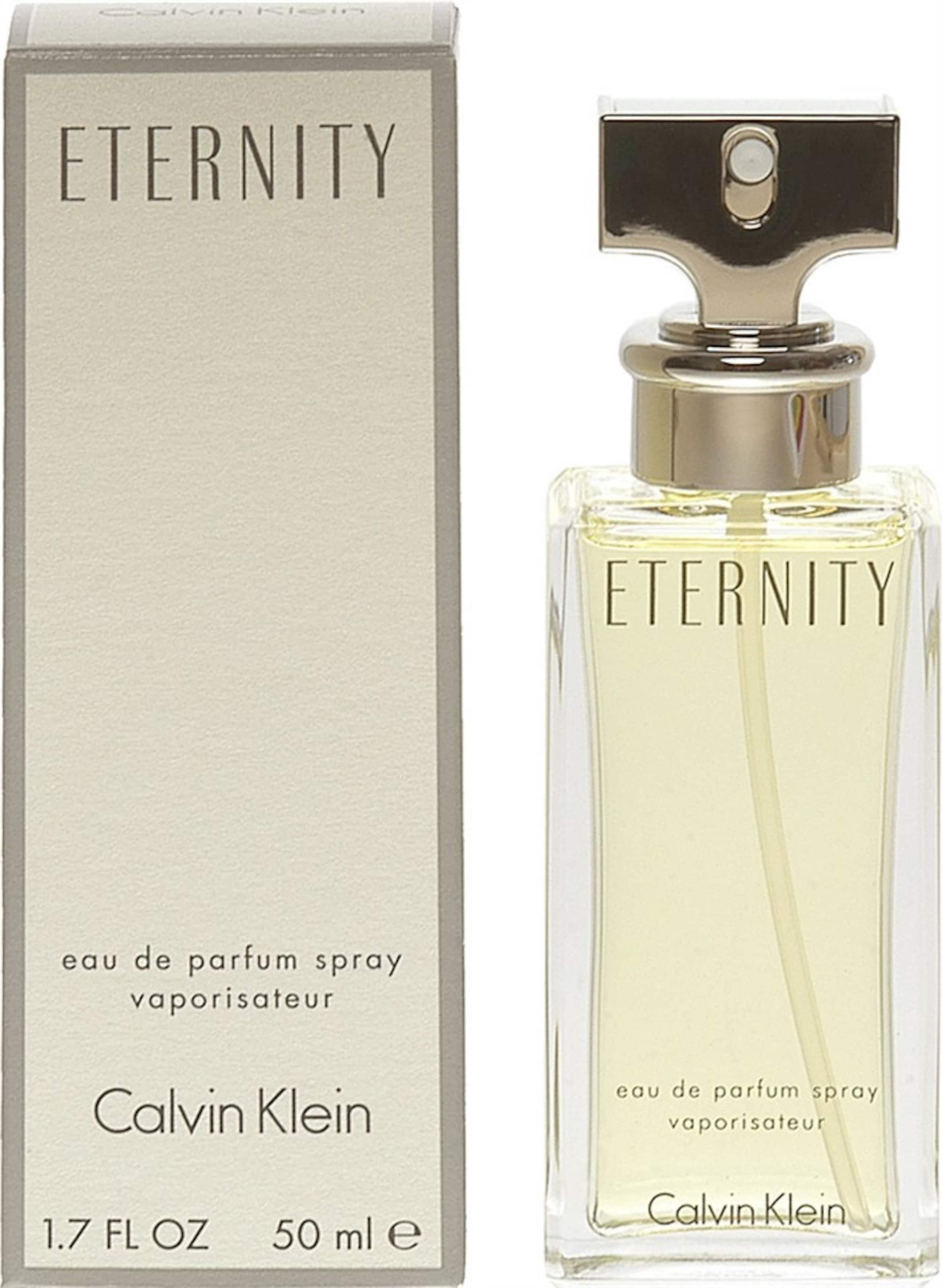 Calvin Klein 'Eternity' Eau de Parfum Günstig Kaufen Browse Classic Zum Verkauf VwDvWwvXCT