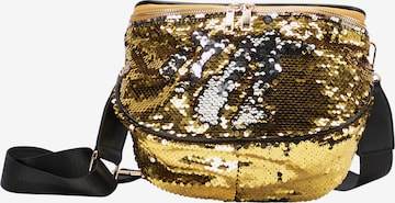 myMo at night Fanny Pack in Black
