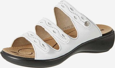 ROMIKA Pantoletten '43 Komfort' in weiß, Produktansicht