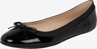 BUFFALO Balerīntipa apavi 'Annelie' melns, Preces skats