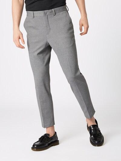 SELECTED HOMME Pantalon in de kleur Grijs: Vooraanzicht