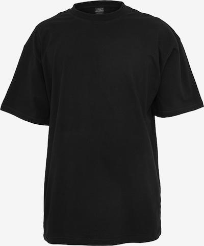 Tricou Urban Classics pe negru, Vizualizare produs