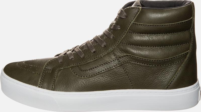 VANS | | VANS Sk8-Hi Cup Leather Sneaker 899b87