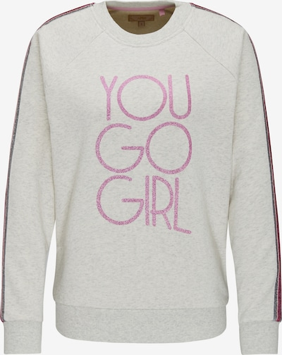 MYMO Sweatshirt in White, Item view