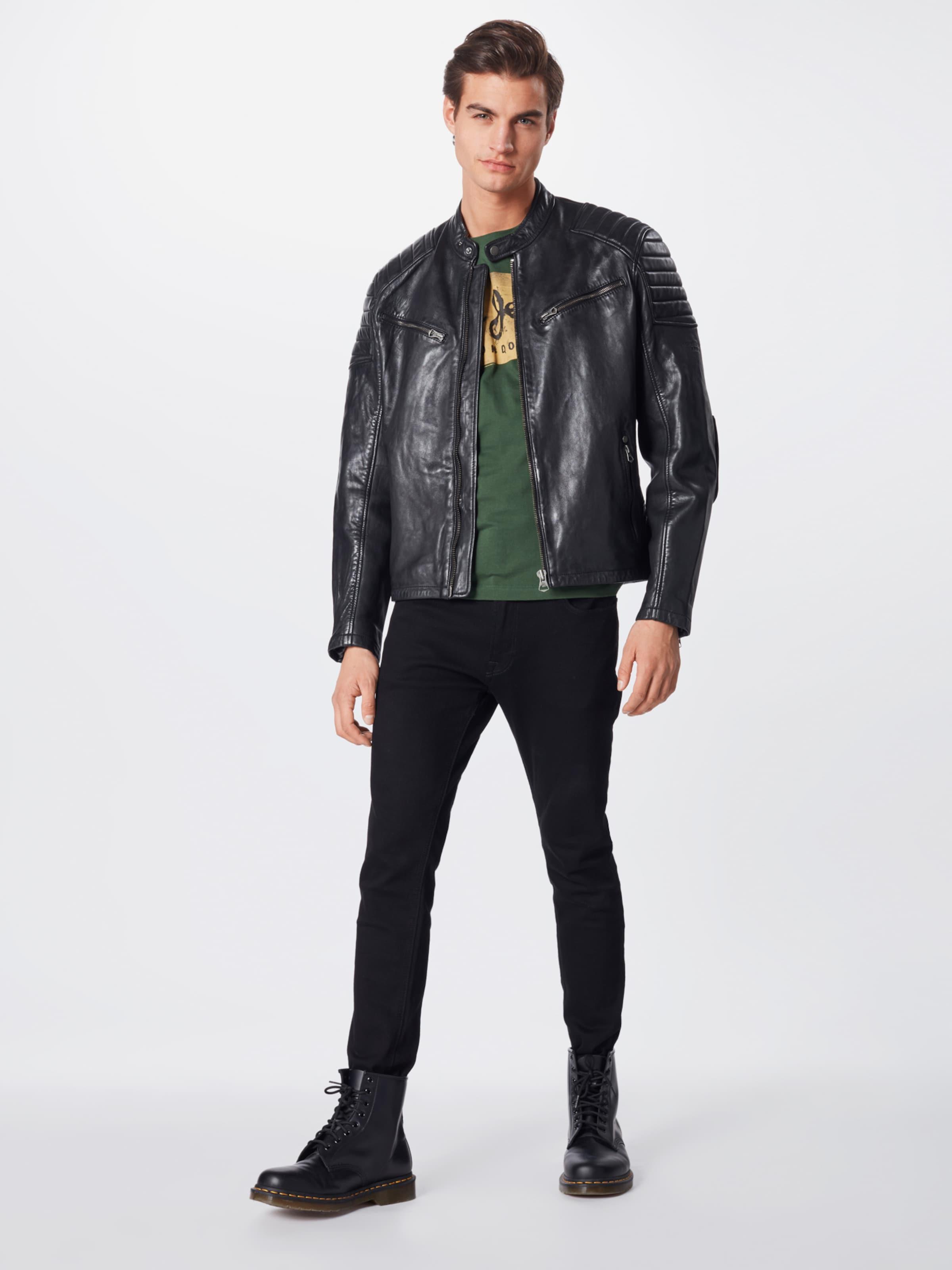 Summer' Jeans 'keith In Jacke Pepe Schwarz SMpGLVUzq