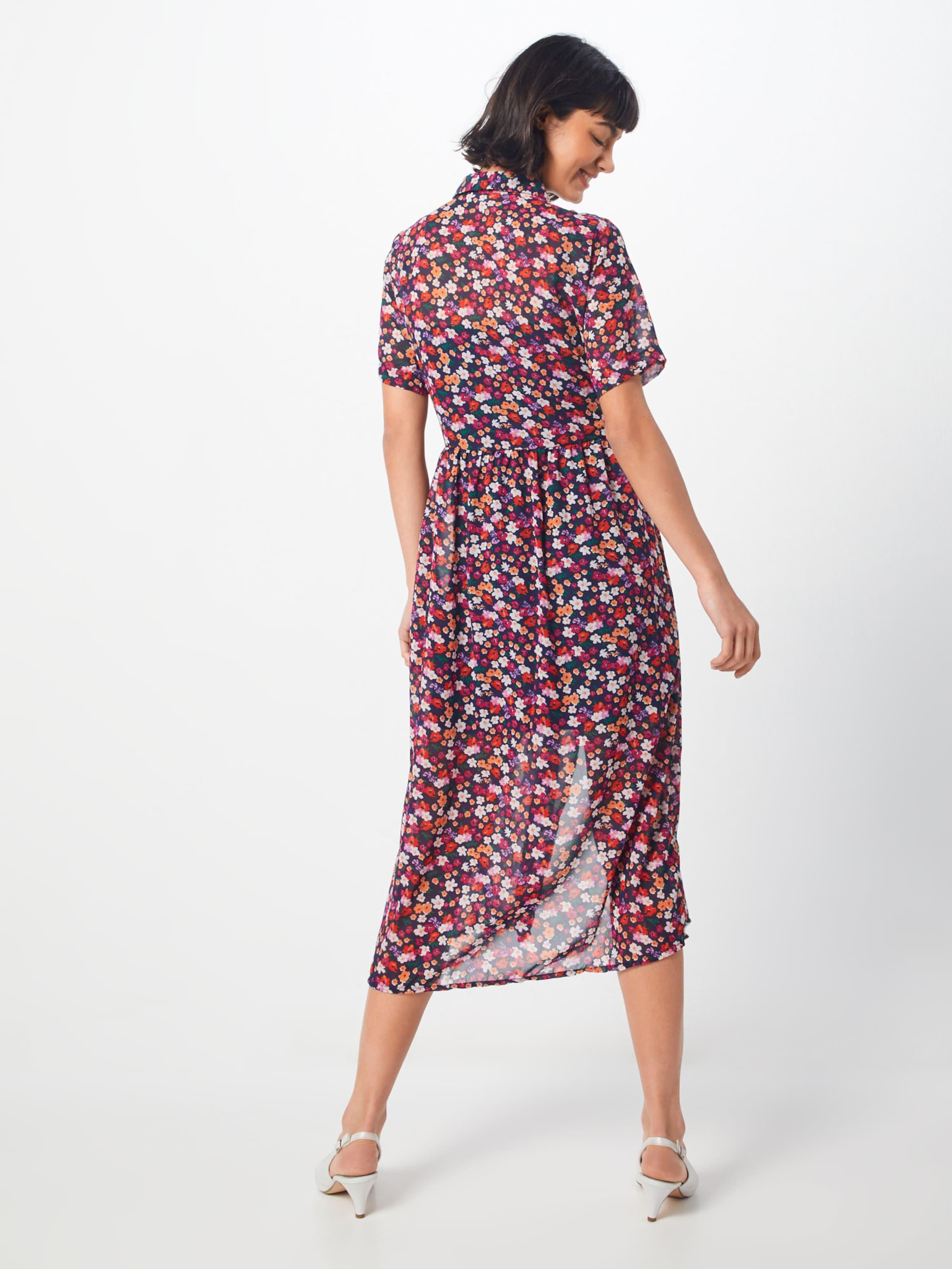 Ichi Kleid 'ixgrace In Dr2' Mischfarben bf6yYgv7