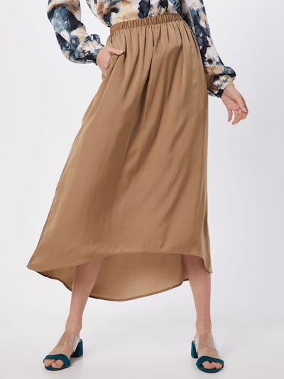 mbym Rok 'Tandra' in de kleur Beige, Modelweergave
