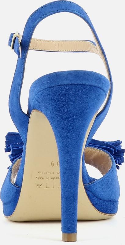 Haltbare Mode billige Schuhe EVITA   Sandalette Schuhe Schuhe Schuhe Gut getragene Schuhe f6bcc2