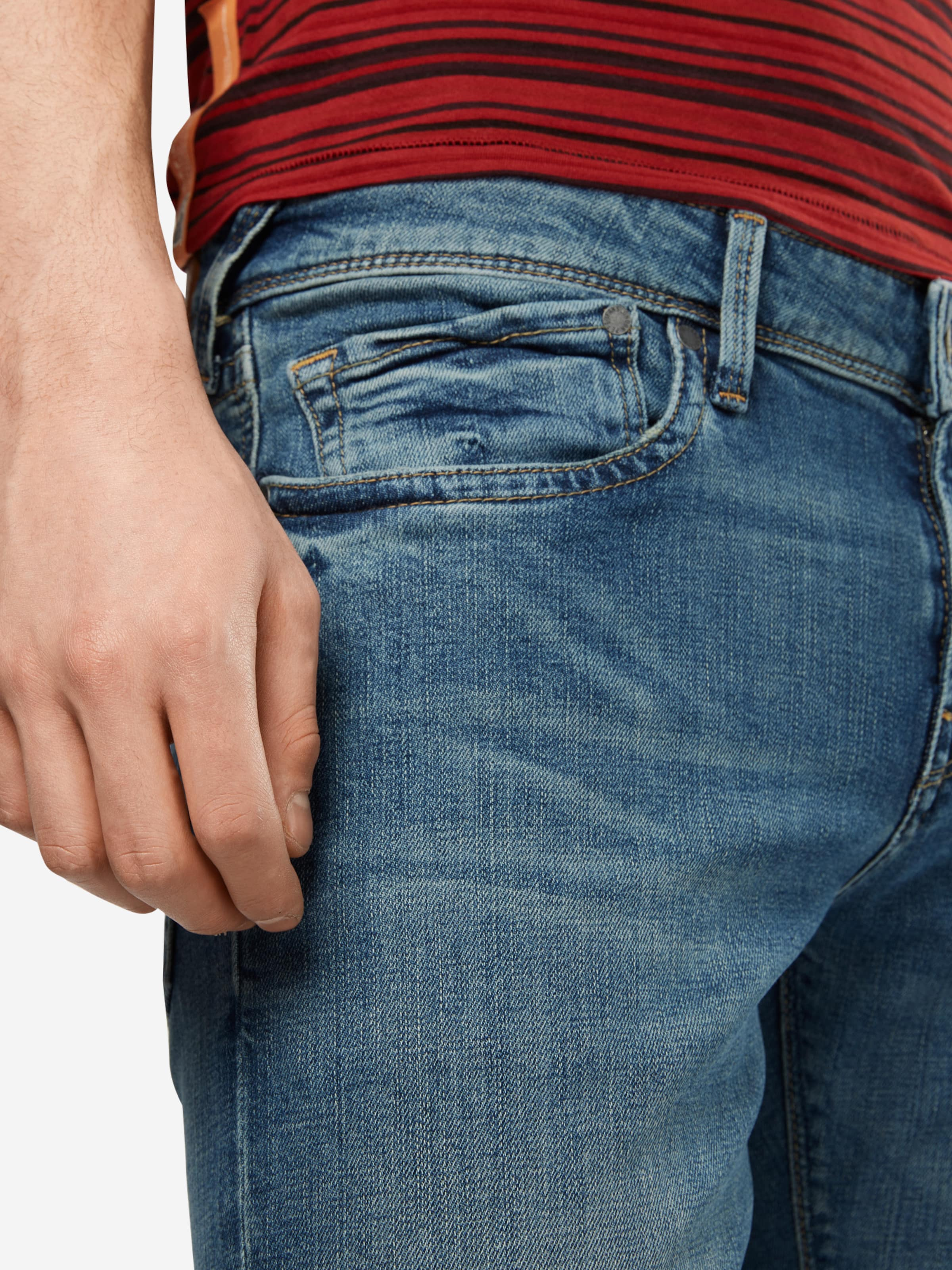 Pepe Jeans Jeans in Used-Optik 'Hatch' Freies Verschiffen Versorgung 6vgC2