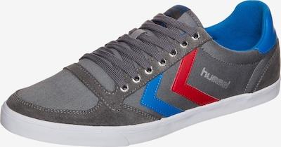 Hummel Sneaker 'Stadil' in blau / dunkelgrau / rot, Produktansicht