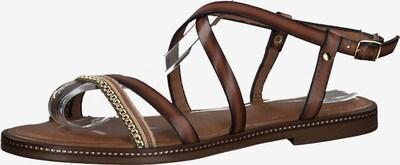 TAMARIS Sandále - hnedá, Produkt